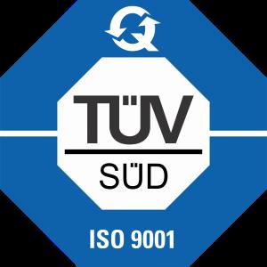 ISO TUV Certificate